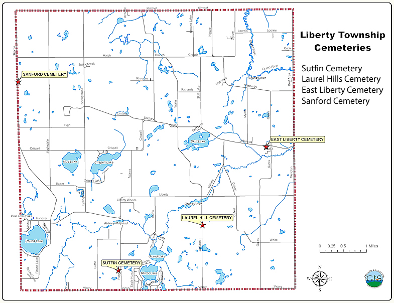 Liberty Township Cemeteries